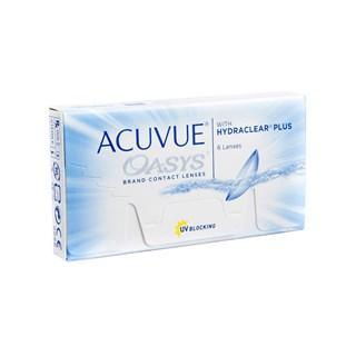 Lentes de Contato Acuvue Oasys Hydraclear Plus