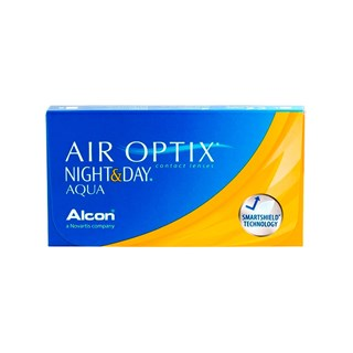 Lentes de Contato Air Optix Night&Day Aqua