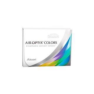Lentes de Contato Coloridas Air Optix Colors - Mensal - COM GRAU
