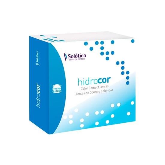 Lentes de Contato Coloridas Hidrocor - Anual - SEM GRAU