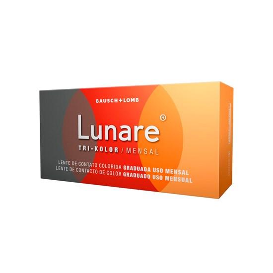 Lentes de Contato Coloridas Lunare - Mensal - COM GRAU