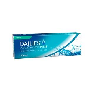 Lentes de Contato Dailies AquaComfort Plus Astigmatismo