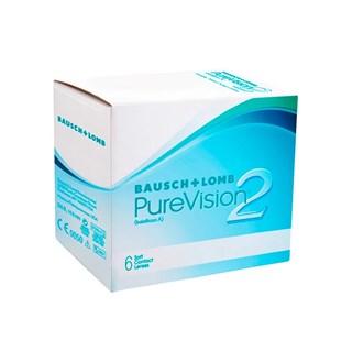 Outlet - Lentes de Contato PureVision 2