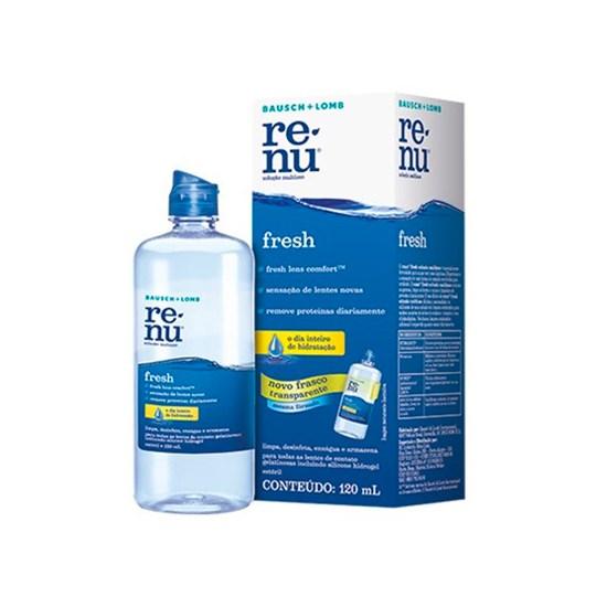 Solução Renu Fresh 120ml
